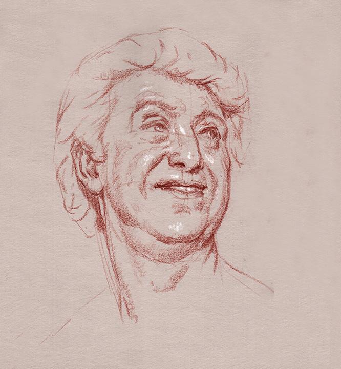 مراحل طراحی حالات چهره