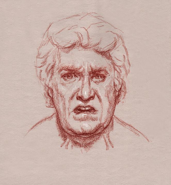 طراحی حالات چهره
