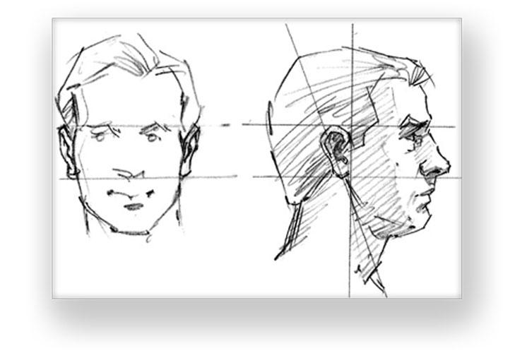 جزییات طراحی چهره