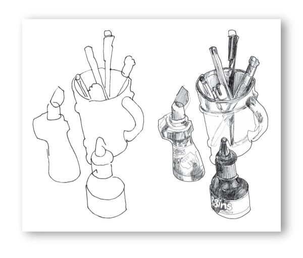 تفکر خلاقانه در نقاشی