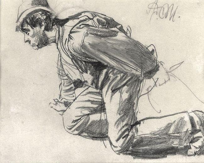 آموزش نقاشی انسان