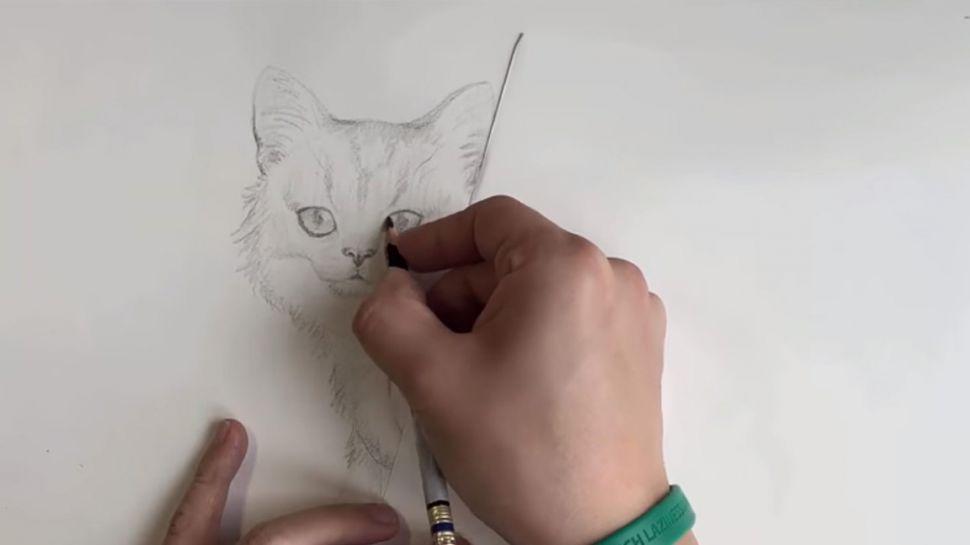 تکنیک های طراحی با مداد