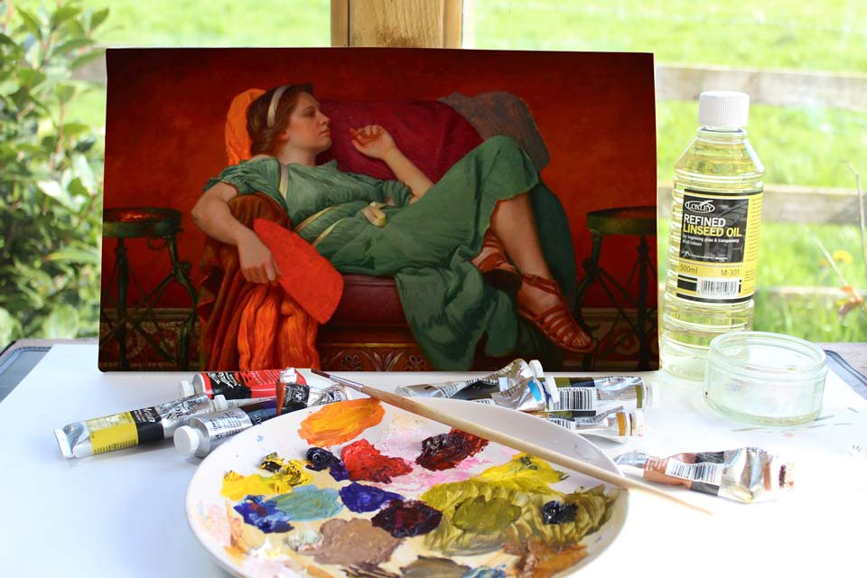 نقاشان قرن 19 چه کسانی هستنند