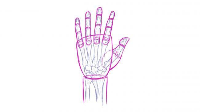 طراحی دست خطی