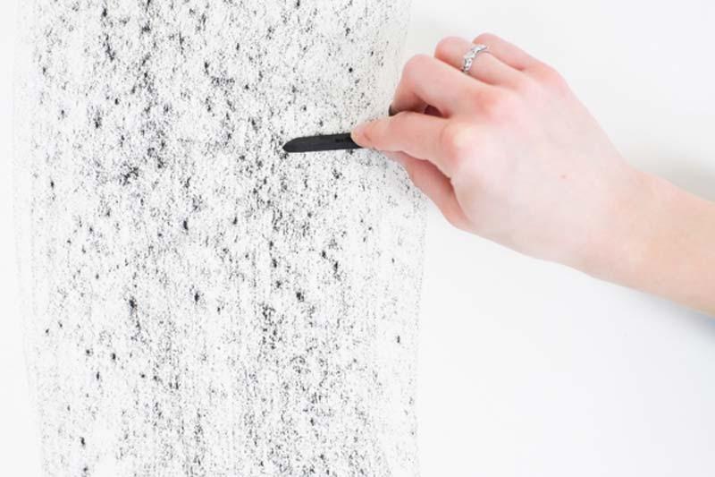 مبانی طراحی با زغال