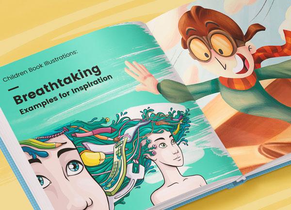 بازار کار تصویرسازی کتاب کودک