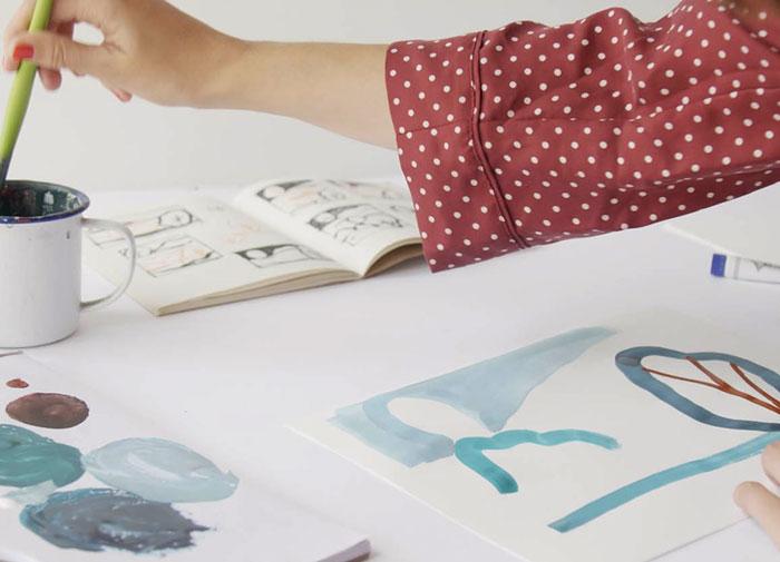 سبک در بازار کار تصویرسازی