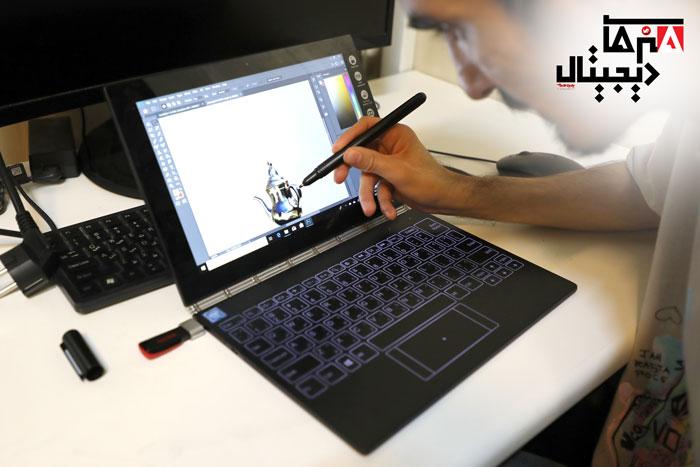 کلاس نقاشی دیجیتال